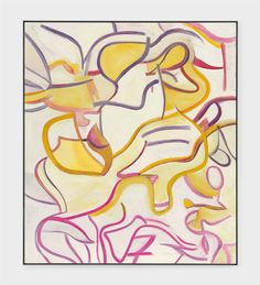 UNTITULED - 1987 - Willem de Kooning (1904-1997) -  oil on canvas -  88 x 77 in. (223.5 x 195.6 cm.)