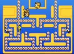 #Pacman , #Pacman_game ,  #Pacman_games play The Simpsons Packman : http://pacmanz.com/pacs-jungle-trip.html