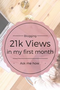Blogging can be challenging without direction.  If you are still trying to get over 10k views a month, I can help you reach your blog traffic goals.  I have a personal goal for 100k monthly visits for blog traffic and I will share my journey and experience with everyone.  I started my blog in mid July 2017 and in August 2017 I had over 21k page views.  Incredible!  Let me help you increase your blog traffic through Social Media and Marketing!