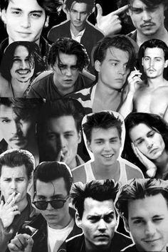 My favourite actor. Johnny Depp Fans, Young Johnny Depp, Johnny Depp Joven, Johnny Depp Wallpaper, Hollywood, Cute Actors, Perfect Boy, Celebrity Dads, Actor
