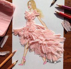 L'artiste Edgar Artis, dessinateur et styliste, s'est lancé un défi pour le moins original, celui de réaliser des robes… avec les aliments qu'il trouve dans son frigo&nb...