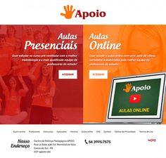 Escola Apoio http://www.escolaapoio.etc.br/