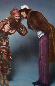 Photo by Guy Bourdin, 1970.