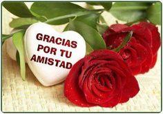 Imagen de amor de rosas rojas y un corazón de amor - http://www.imagenesdeamor.pro/2013/08/imagen-de-amor-de-rosas-rojas-y-un-corazon-de-amor.html