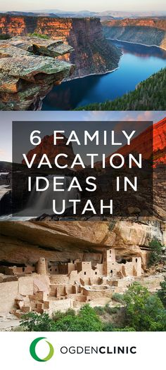 Summer is on, and vacation season is in full swing. A family trip is probably on your radar, but where should you go? If you've lived in Utah for any amount of time, you've probably already visited Arches, Bryce Canyon, and Zion National Parks. If you're looking for a new Utah vacation destination, consider one of these…