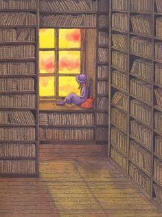 La Imaginación Dibujada: ilustracion infantil