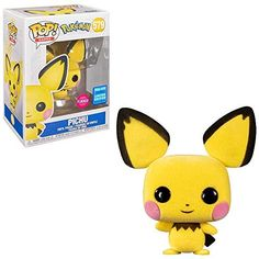 Name: Pichu Flocked #579 Exclusive Category: Pop Games Series: Pokemon Manufacturer: Funko Type: Action Figure Size: 3.75 Inch Packaging: Window Box Description: Pop Games 3.75 Inch Action Figure Pokemon – Pichu Flocked #579 Exclusive Your dream of becoming a Trainer is not out of reach! Catch this 2020 WonderCon Exclusive flocked Pop! of Pichu to … Read more Pop Figures, Action Figures, Pokemon Collection, Pop Games, Figure Size, Game 3, Flocking, Funko Pop, Pikachu