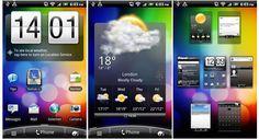 HTC Wildfire S User Menu