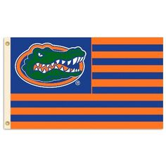 Show everyone that you are a die-hard fan by hanging up this 3-foot x 5-foot Collegiate flag from B.S.I Products. This officially licensed flag is made of durable, 100% polyester and is designed with