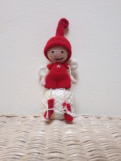 Angelo dei sogni - Dream angel - Amigurumi - bettamo.blogspot.it