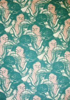 Diseño e impresión de Belinda Lim en Coroflot.com