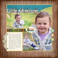 A Project by laurmadsen from our Scrapbooking Gallery originally submitted 08/10/12 at 11:47 AM