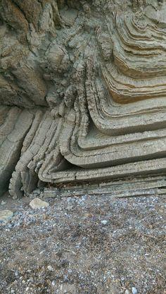 Gypsum folds