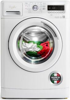 Enjoy legendary service when you buy the Front Load Whirlpool Washing Machine from Appliances Online! Front Load Washer, Washing Machine, Home Appliances, Display, Led, Bohemian, Kitchen, House Appliances, Floor Space