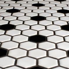 Glazed Grey Moon Mosaic Tile Pebble Tiles Stone Mosaic