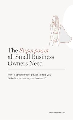 The superpower all small business owners need to make fast moves and take control of your projects and get ideas out into the world. Communicate your message, react fast to change and events, by being able to design your own brand graphics. Creative Business, Business Tips, Small Business Marketing, Superpower, Blog Design, Visual Identity, Blogging, Branding, Social Media