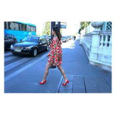Watermelon walk
