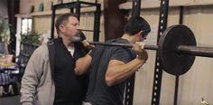 元オリンピック選手から学ぶ。バーベルスクワット正しいフォーム  http://www.tensaijapan.com/barbell-squat2/