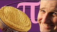 Calculating Pi with Real Pies - Numberphile - Published on Mar 2013 How accurately can we calculate Pi using hundreds of REAL pies? Extended version of this video will be uploaded to Numberphile on Pi Day - March Fun Math, Math Games, Math Activities, Maths, Math Art, Math Teacher, Math Classroom, Teaching Math, Teacher Stuff