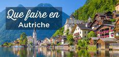Visiter l'Autriche: Voici les 20 meilleures choses à faire et lieux à voir dans ce magnifique pays d'Europe centrale. De Vienne à Hallstatt en passant par Innsbruck ou encore la magnifique région du Tyrol, nul doute que vous trouverez quoi faire en Autriche lors de votre prochain voyage! Innsbruck, Destinations D'europe, Europe Centrale, Austria Travel, Destination Voyage, Around The Worlds, Voici, Escapade, Things To Do