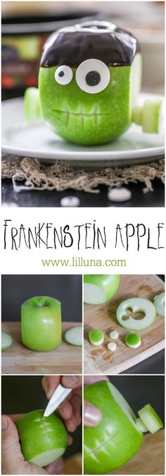 Frankenstein Apple -
