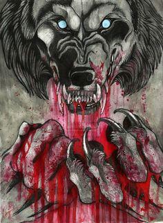 i wear blood on my hands... by sioSIN.deviantart.com on @deviantART
