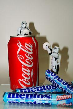Coke & Mentos