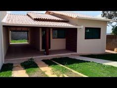 Casa linda com ótimo terreno 3 quartos sendo uma suite aqui pela Carlinhos Imobiliária - YouTube