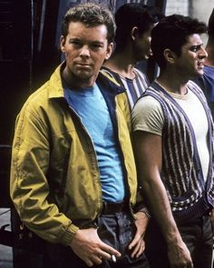"""""""West Side Story"""" - Russ Tamblyn as Riff"""