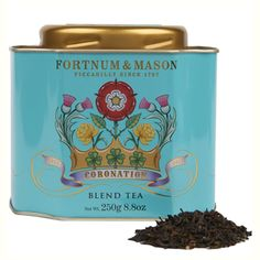 A delicate blend of high-grown leaves, comprising equal quantities of First Flush Darjeeling, Second Flush Darjeeling and Nuwara Eliya Ceylon. The infusion is pale yellow with great clarity, and the flavour is crisp and slightly grassy. Refreshing and elegant, this delicious new tea is presented in a beautiful commemorative tin, which will remain as a keepsake of this historic year.