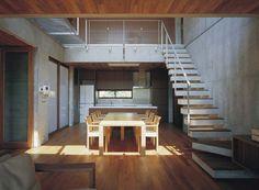 CJWHO ™ (FOO Residence, Yokohama City, Japan by APOLLO...)