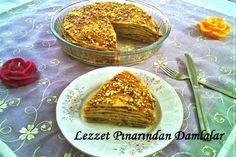 Pekmezli Taş Ekmeği Tatlısı Tarifi