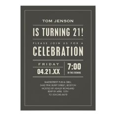 Free printable 21st birthday invitations templates 21st birthday 21st birthday party invitations stopboris Image collections