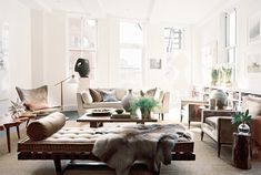 How to Design a Neutral Room That Isn't Boring - Design Inspiration - Lonny