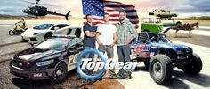 Top Gear USA - BBC TopGear.  Yes, in fact, I do have floor mats covering my floor mats....