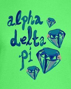 alpha delta pi | Tumblr  http://www.fashiongreek.com