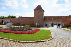 Trnava city walls