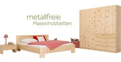 Arvenmöbel / Arvenholz / naturunddesign.ch