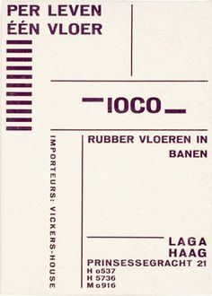 Piet Zwart -DUTCH. Zwart had no formal training in typography or printing so he was uninhibited by rules and methods of traditional professional practices. Zwart realized that the 20th century's need for typography became an important and influential cultural force so he felt obliged to change it.