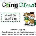 In honor of Earth Day {April 22nd}, I've created a unit and our class is