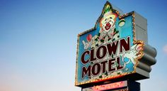 Sweet Dreams: Nevadas Creepy Clown Motel