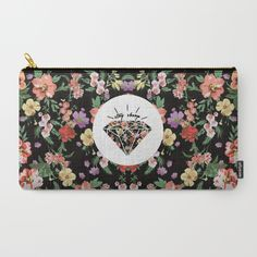 Need a new  Carry-All Pouch?  Try my collection on Society6 with all sorts of designs. ;)
