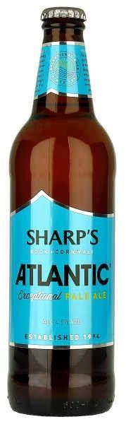 Sharps Atlantic Exceptional Pale Ale