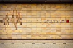 Roztyly Metro Station, Prague