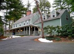 Traditional Exterior of Home in Amherst, MA | Zillow Digs