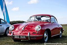 Porsche 356 by AdamMatheson, via Flickr