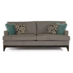 Kincaid Furniture Alston Contemporary Sofa