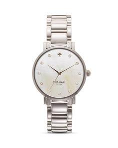 kate spade new york Gramercy Bracelet Watch, 34mm   Bloomingdale's