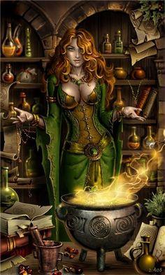 Magick Wicca Witch Witchcraft: Making Magick. Fantasy Art Women, Fantasy Girl, Dark Fantasy, Character Portraits, Character Art, Fantasy Characters, Female Characters, Foto Fantasy, Witch Art