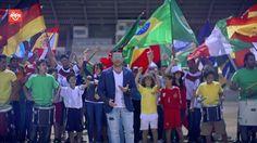 Hani Mitwasi World Cup 2014 / كأس العالم 2014 هاني متواسي - حقق حلم Brazil World Cup